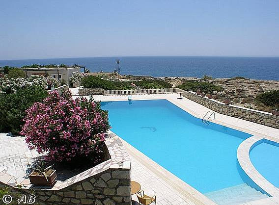 Holiday Apartment Oasis At The Sea Oase Am Meer With Pool In Ietra Greece Crete Southern